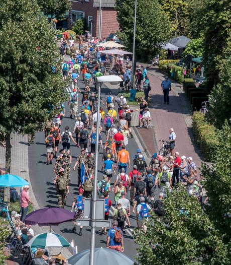 Ruim 4.100 wandelaars mogen niet meedoen aan de Vierdaagse