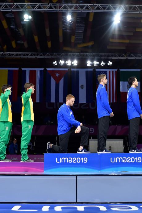 La politique s'invite aux Jeux panaméricains