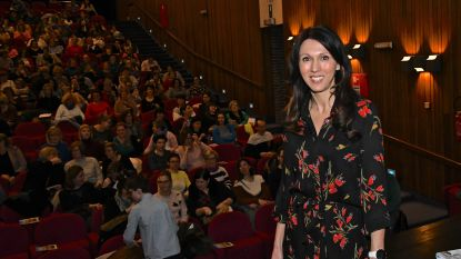 Sandra Bekkari trapt gezondheidscampagne Wevelgem op gang