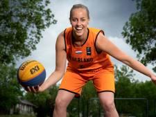 Basketbalster Jacobine Klerx zoekt weer naar nieuwe statistieken