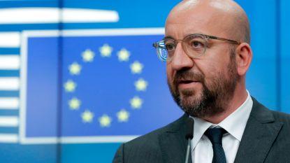 Michel hoopt midden juli regeringsleiders naar Brussel te halen voor top over relanceplan