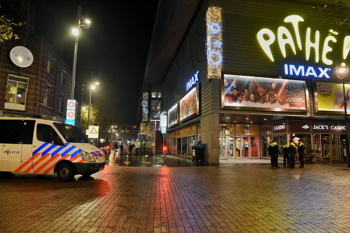 In december werd het Pieter Vreedeplein vanwege een salsafeest in Club Fix al eens aangewezen als veiligheidsrisicogebied.