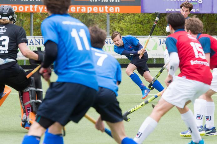 Hockey mannen Breda. Archieffoto