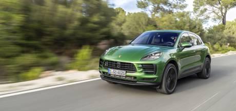 Facelift versterkt leidende positie Porsche Macan