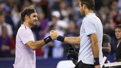 Shanghai krijgt droomfinale Federer vs Nadal - Sharapova staat voor het eerst weer in finale