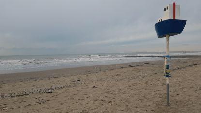 Reddingsactie voor leerling (11) die wordt meegesleurd door golf tijdens schooluitstap aan zee