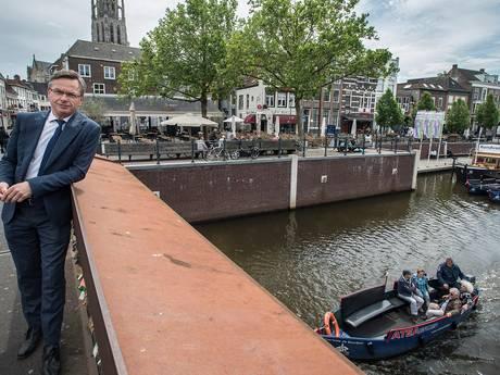 Doortrekken en verdiepen Nieuwe Mark in Breda zorgt voor 'meer activiteit langs de rivier'