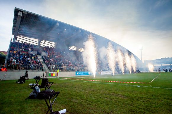 In de Versluys Arena wordt een horecabeurs ingericht