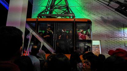 28 mensen, onder wie Belgen, gewond door ongeval met kabelbaan in Bogotá