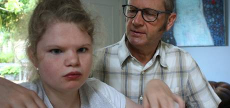 De zwaar gehandicapte Puck kon haar ouders door corona maanden niet zien: 'Dit willen we nooit meer'