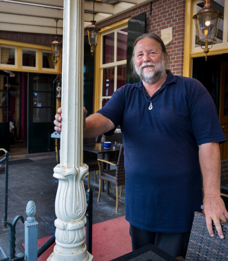 Restauranteigenaar wil schutting buurman uit het zicht van zijn gasten hebben