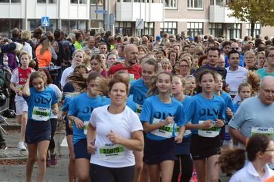Inschrijven voor Bredase Singelloop gaat dit jaar met pakketten