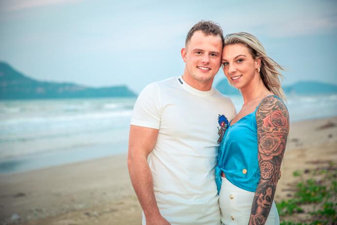 Gianni (27) & Melissa (23) uit Weert, Nederland
