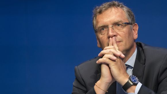 Secretaris-generaal Jérôme Valcke