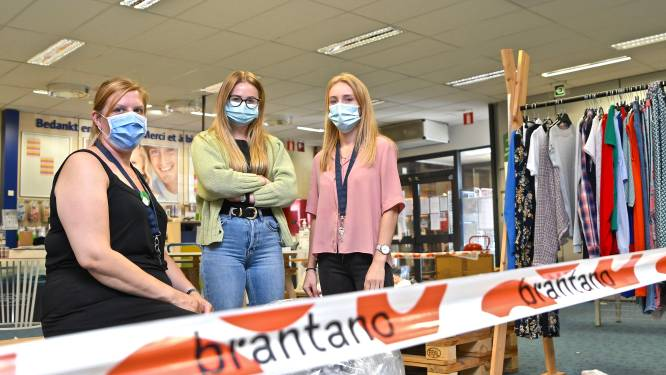"""Personeel Brantano krijgt de grofste verwijten te horen tijdens chaotische uitverkoop: """"Jullie zullen branden in de hel"""""""