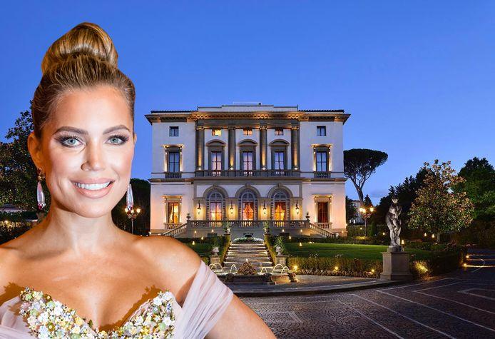 Sylvie Meis gaat trouwen in dit luxehotel in Florence