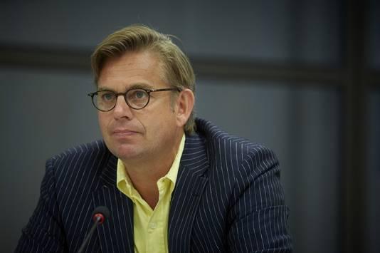 D66-Kamerlid Gerard Schouw
