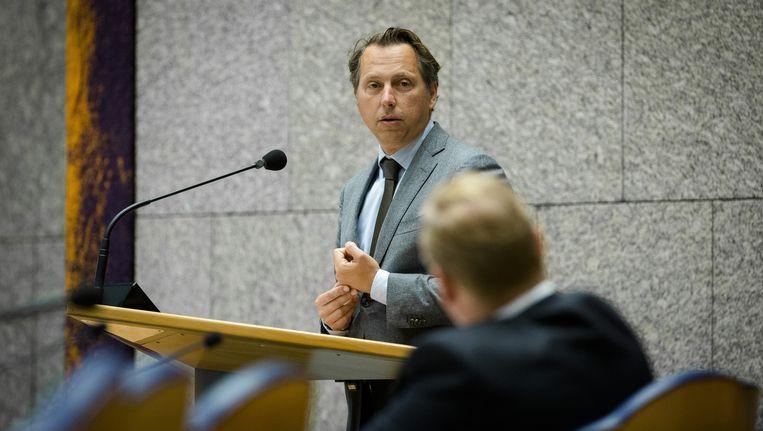 PvdA-Kamerlid Jeroen Recourt. Beeld anp