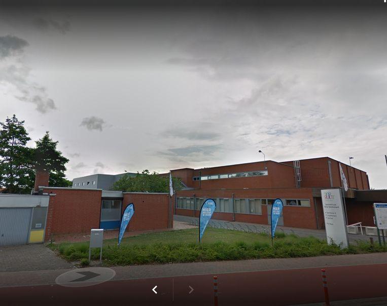 Het sportcentrum Benny Vansteelant.