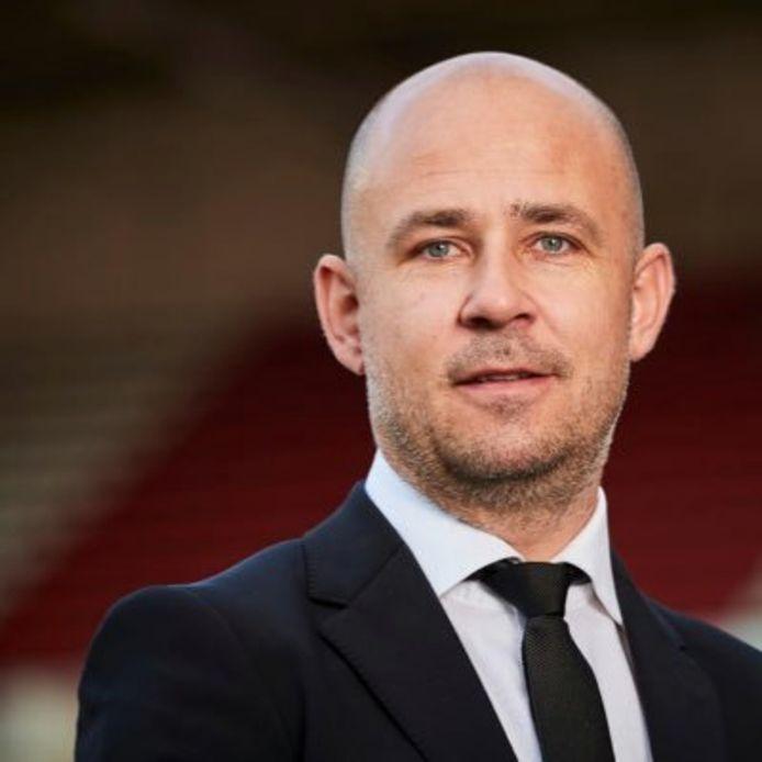 Thijs Slegers PSV-perschef