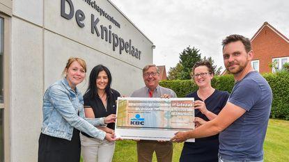 1.000 euro voor strijd tegen muco dankzij toneel KVLV