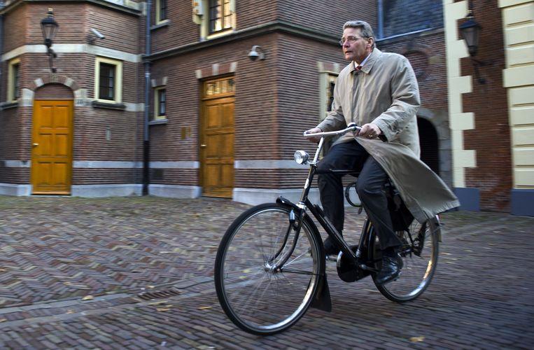 Weg vrij voor Piet Hein Donner Beeld anp