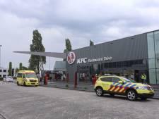 Medewerkers KFC in Den Bosch onwel na lek in leiding, restaurant snel weer open