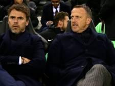 Van den Brom en assistent Haar ontbreken op training FC Utrecht om transfer naar Genk af te ronden