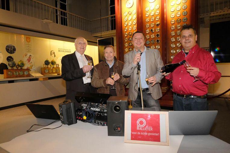 Radio Pallieter neemt na 14 jaar radiostilte een nieuwe start in de Zimmertoren.