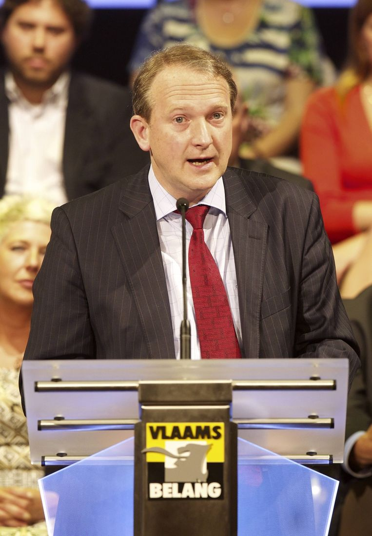 Bart Laeremans (Vlaams Belang).