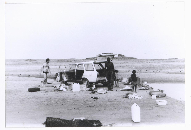 Dwars door de woestijn naar Bamako, Mali, 35 jaar geleden.
