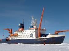 Honderden wetenschappers gaan op expeditie onder het poolijs