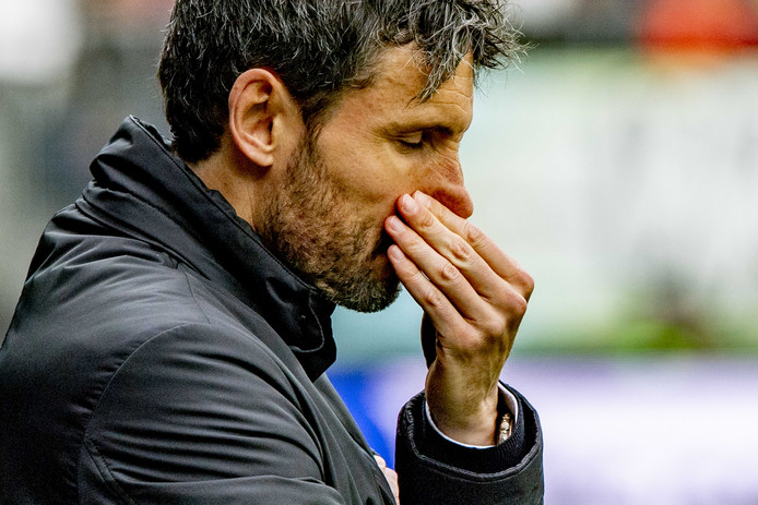 PSV-coach Mark van Bommel.