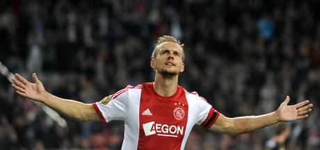 Ajax in gesprek met Siem de Jong, die meer opties heeft