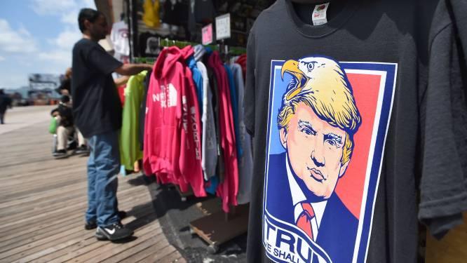 Trump voor het eerst enige Republikeinse kandidaat bij voorverkiezingen