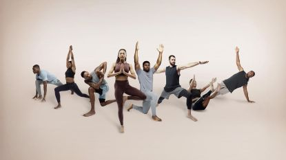 Nike lanceert allereerste yogacollectie voor vrouwen en mannen