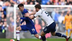 LIVE. Giroud zet Chelsea met knappe goal snel op voorsprong, Vertonghen eerste keer geklopt