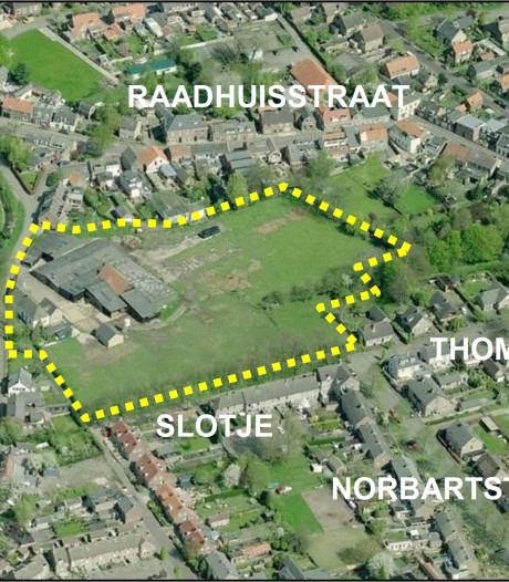 Bouw van woningen nabij historische Schansstraat Terheijden gaat door