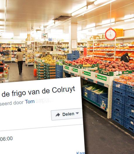 22.000 Vlamingen willen overnachten in koeling van supermarkt