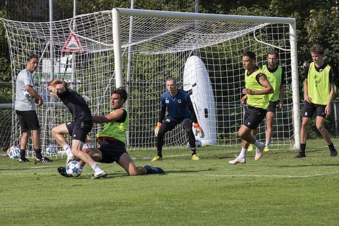 """Excelsior Rotterdam is voor de 21ste keer op  trainingskamp in Delden, dit keer gratis: """"Een prachtige vorm van waardering."""""""