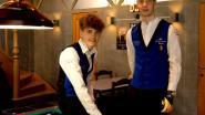 Biljartclub De Coeck huldigt twee kampioenen