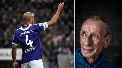 "Kompany eert Rensenbrink: ""De mooiste linkspoot die Sporting ooit gekend heeft"""