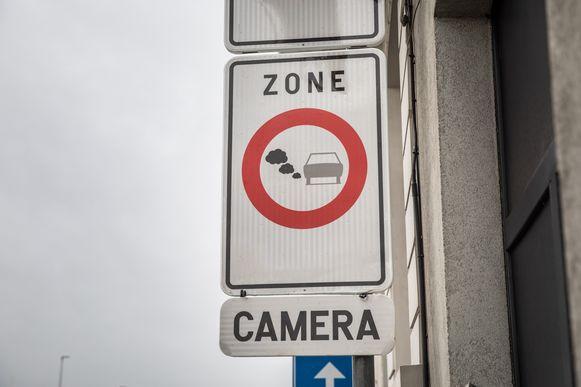 Vanaf volgende maand moeten Gentenaars rekening houden met de lage-emissiezone.