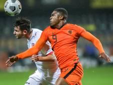 Boadu voor straf niet in basis Oranje: 'Heb me twee keer verslapen, dat is dom'
