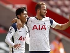 Kane aangever bij alle vier de treffers van Son in Southampton