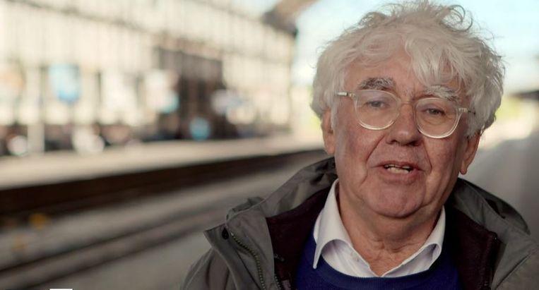 Geert Mak in zijn nieuwe reeks In Europa. Beeld VPRO