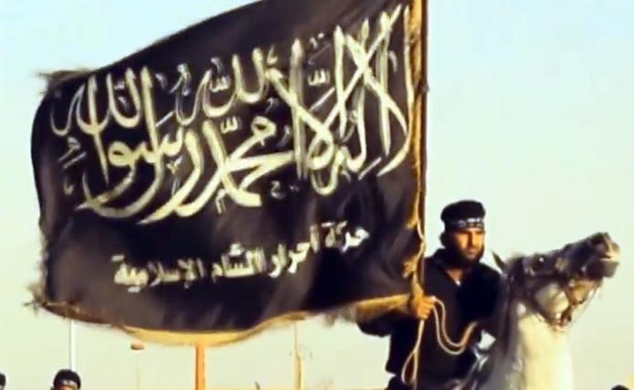 Propaganda-video van Ahrar al-Sham.