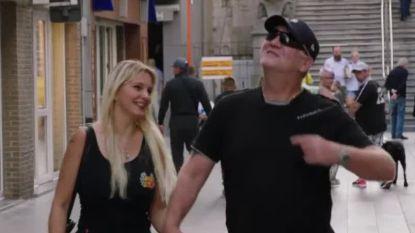 De Gelukzoekers: vriendin van Harry De Visscher laat zich hypnotiseren... door haar omstreden ex-lief Rasti Rostelli