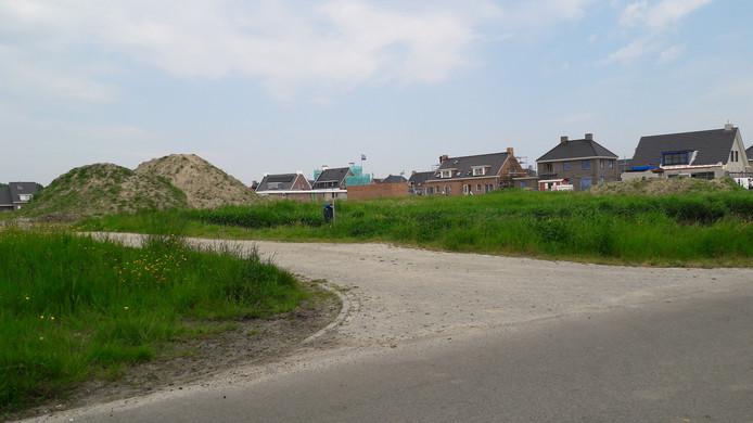 Nieuwbouwwijk Steehof in Yerseke.