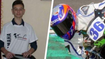 Veertienjarige motocoureur sterft na ongeluk op circuit van Jerez